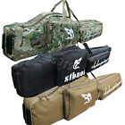 tactical hunting & shooting carry case 1.2m shotgun rifle gun slip double bag