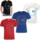 MENS G-STAR RAW CREW NECK T-SHIRTS - NEW 100% ORIGINAL - ALL SIZES S, M, L, XL