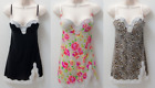VICTORIA'S SECRET Lace Lining Bustier Slips Sleepwear NEW NWT