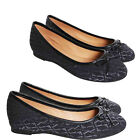 ARMANI JEANS SHOES - WOMEN LADIES SMART FLAT SHOES - NEW 100% ORIGINAL
