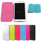 PU Leather Battery Back Flip Skin Case Cover For Samsung Galaxy Note 2 II N7100