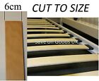 6cm Spare wood bed slat.Replacement wooden frame slatts.Curved bent slates,lats