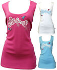 NEW AUTHENTIC WOMEN AKADEMIKS 3 DIFFERENT COLORS OF GRAPHIC TANK TOP