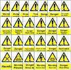 Countryside information danger warning notices private Land signs and stickers 2