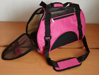 Rose New Comfort Pet Dog Cat Carrier Travel Portable Carrier Tote Bag Handbag