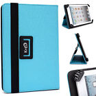 New! Kroo B2 Universal Adjustable Folio Stand Cover for Tablets & E-Readers