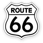 Route 66 Vinyl Decal / Sticker / Label (Many Sizes) Freedom Travel Road Drive