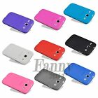 Matte Gel TPU Silicone Skin Case Cover for Samsung Galaxy Core GT- i8260 i8262