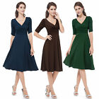 Ever-Pretty Womens Sexy Short Casual Party Cocktail Winter Formal Dresses 03632