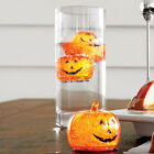 Pumpkin Litecubes Flashing Led Freezable Light-up Ice Cubes Drink Halloween