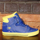 Supra Vaider Skate Shoes Trainers Brand new in box in UK Size 8