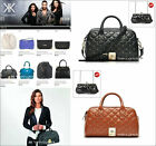 *100% NEWEST ARRIVAL QUILTED & STUDDED TOTE BAG FOLD BAG SHOULDER BAG