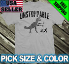 UNSTOPPABLE T-REX T-SHIRT ~ TOY CLAW HAND FUNNY MEME DINOSAUR GRABBER JDM ILLEST