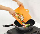 1pc x Japan Inomata Antibacterial Resin Thin Soft Plastic Kitchen Cutting board!