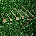 Stinger Wooden Golf Tees Pro XL/Competition 50pk -  54mm/70mm/76mm/83mm/101mm