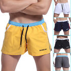 Two-color Men's Underwear running shorts boxers briefs loose trunks home short