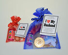 Husband Survival Kit Novelty Fun Keepsake Gift with a Personalised Option