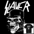Slayer Skull T-Shirt Vintage Style Heavy Speed Trash Metal Band Size S-6XL
