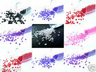 WEDDING DIAMOND DECORATION SCATTER TABLE CRYSTAL ACRYLIC CONFETTI GEMS UK SELLER