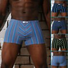 Sexy Mens Underwear Cotton Comfort Boxer Shorts Trunks Home Pants Underpants NEW