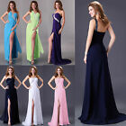Sexy Women Formal Prom Wedding Bridesmaids Dresses Party Cocktail Evening Gown