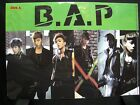 B.A.P EXO SHINee Big Bang Super Junior Girls Generation FOLDER NEW!! $4.99e KPOP