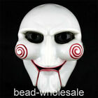 White Puppet Masquerade Horror Mask Chainsaw Massacre For Party Halloween