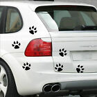 Large Cat Dog Wolf Bear Paw Print Decal Sticker Vinyl Pp2 Buy 2 Get 1 Free