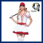 Home Run Baseball Women's Costume - BEST Quality Sports Uniform Base Ball