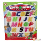 New 26 Letters/Numbers Sign Fridge Magnet Baby Kid Educational Toy