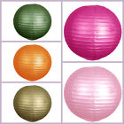 "24 pack 12"" Paper Lanterns Lamp Shades Wedding Party Decorations Wholesale"