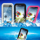 Waterproof Shock/Dirt Proof Protective Case Cover For SAMSUNG GALAXY S3 S4 I9300