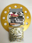 Kart 108  Link Gmax Chain & Sprocket Offer The Best Price - Rotax - TKM - Honda