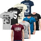 JACK & JONES JEANS MENS BOYS T-SHIRTS SLIM FIT CORE TEE JACK AND JONES BRAND NEW