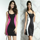 Sexy Sleeveless Bodycon Party Dance Cocktail Club Prom Chic Formal Ladies Dress