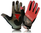 New Full Finger Sports Bike Bicycle Cycling Women?s PALM Synthetic Leather