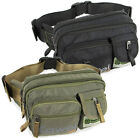 2014 new great Men nylon fanny pack waist bag belt bum shoulder chest  bag 6506