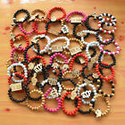 New Big Sale! Hiphop Good Quality Fahion Charm Wooden Rosary Beads Wood Bracelet