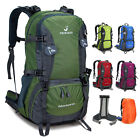 Air flow Men's Waterproof Hiking Travel Military Tactical Backpack Rucksack bag