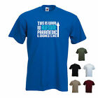 'This is what an Awesome Paramedic looks like' Ambulance Funny T-shirt Tee