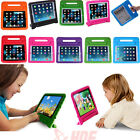 New Kids Safe Thick Foam Shock Proof Handle Case Cover for iPad 5 4 3 2 mini Air