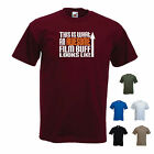 'This is what an Awesome Film Buff looks like' Movie Fan Geek Funny Tshirt Tee