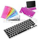 "FOR MACBOOK PRO AIR RETINA 13"" 15"" 17"" SILICONE PROTECTOR COVER KEYBOARD CLAVIER"