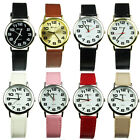 RAVEL UNISEX WATCHES LADIES GENTS SIMPLE EASY TO READ CLASSIC BOLD NUMBERS