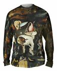 "Yizzam - Bosch - ""The Garden of Earthly Deli…""-  New Mens Long Sleeve Shirt 1498"