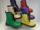 Girls Spot On Lace Up Boots UK Sizes 10-4 H5011