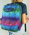 "VANS. Off the Wall. ""REALM"" Basic Classic Backpack. Various Colours App 23L. NWT"