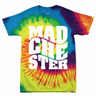 Madchester Rainbow Tie Dye T Shirt