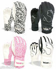 LEVEL SKI GLOVE BLISS PEARL WS WINDSTOPPER®  Guanto Donna Sci 8127LG