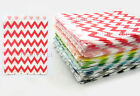 24 Chevron Paper Bags Party Treat Candy Wedding Baby Shower Striped Polka Dot